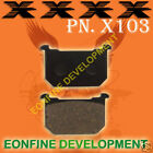 BRAKE PAD FOR KAWASAKI GPZ GT KZ Z 550 650 700 750 1000