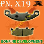 BRAKE PAD FOR KAWASAKI KLE500 ZR550 GPX600 GPZ600 ZL600