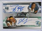 (F26) 04-05 Dwight Howard J.R. Smith SP Authentic DUAL SIGNATURES AUTO RC #SP2DJ