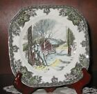 Johnson Brothers FRIENDLY VILLAGE Plate, Sugar Maples