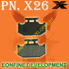 BRAKE PAD for YAMAHA FZR50 YD80 DT125 WR125 YZ125 DT200