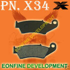 BRAKE PAD For GAS EC MC MX 125 200 250 300 400 450 ENDU