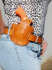 LEATHER PANCAKE HOLSTER ROSSI 87 462 461 712 873 R351