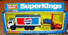 MATCHBOX SUPERKING K40 PEPSI DELIVERY TRUCK & FORK LIFT MADE IN ENGLAND