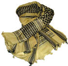 MILITARY SHEMAGH SCARF Desert storm Military neck wrap 100% cotton Army snood