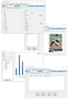 World Cup Soccer Football Player Goalie Sports Trading Card Tracking Software CD