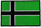 VINLAND FLAG iron on PATCH TYPE O NEGATIVE VIKING NEW embroidered NORWAY HISTORY
