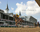 Curlin 2008 Stephen Foster Stakes RemotePhoto 8x10