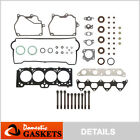 Fits 93 97 Toyota Corolla Celica Geo 18L DOHC Head Gasket Set Bolts 7AFE