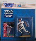 1996 David Justice Atlanta Braves Extended Starting Lineup new in pkg w/ BB card