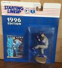 1996 Hideo Nomo Rookie Gray Variation Starting Lineup in pkg w/ Baseball Card