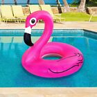 Giant Pink Flamingo Pool Float Inflatable 4 FT WIDE Blow Up Raft Big Mouth Toys