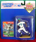 1995 Chuck Carr Rookie Florida Marlins Starting Lineup new in pkg w/ BB card