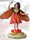 Cicely Mary Barker BLACK BRYONY Flower Fairy Figurine