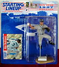 1997 Alex Rodriguez Seattle Mariner Starting Lineup mint in pkg w/ Baseball Card