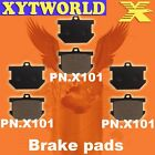Front Rear Brake Pads for Yamaha XS 1100 1978-1980