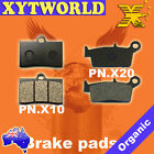 Front Rear Brake Pads GAS-GAS SM125 SM 125 Supermotard
