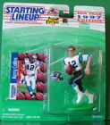 1997 Kerry Collins Carolina Panther Starting Lineup mint in pkg w/ football card