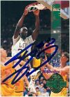 1993 CLASSIC 4 SPORTS AUTO: SHAQUILLE O'NEAL #176 500 AUTOGRAPH LSU LAKERS