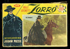 Vintage 104 piece Zorro triple thick puzzle by Jaymar