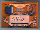 2007 BOWMAN STERLING STEVE SMITH AUTO GOLD REFRACTOR RC