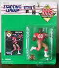 1995 Jerry Rice San Francisco 49ers SLU mint in pkg with football card