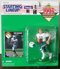 1995 Dan Marino Miami Dolphins Starting Lineup mint in pkg with football card