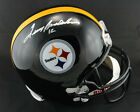 Terry Bradshaw SIGNED Pittsburgh Steelers F S Helmet PSA DNA AUTOGRAPHED