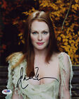 Julianne Moore SIGNED 8x10 Photo Kingsman Hunger Games SEXY PSA DNA AUTOGRAPHED