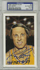 Rick Barry SIGNED LE Center Court Card Golden State Warriors PSA DNA AUTOGRAPHED