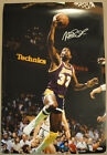 Earvin Magic Johnson SIGNED 20x30 Photo Los Angeles Lakers PSA DNA AUTOGRAPHED