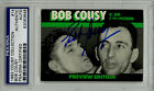 Bob Cousy SIGNED Cousy Collection Card Boston Celtics PSA DNA AUTOGRAPHED