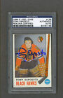 Tony Esposito Cards, Rookie Card and Autographed Memorabilia Guide 41