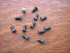 Twelve New Steel Door Knob Set Screws