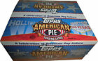 Topps 2011 American Pie Factory Sealed Hobby Box Autograph Cut Signature Relic