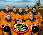 SPACE SHUTTLE ENDEAVOUR CREW STS 123 NASA 8x10 PHOTO