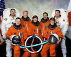 SPACE SHUTTLE DISCOVERY CREW STS 114 NASA 8x10 PHOTO