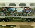 HAWTHORNE VILLAGE On30 BACHMANN CONFEDERATE CIVIL WAR J E B STUART BOX CAR 005