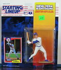1994 Ivan Rodriguez Texas Rangers Rookie Starting Lineup mint in pkg w/ BB card
