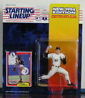 1994 Alex Fernandez Chicago White Sox Starting Lineup mint in pkg w/ BB card