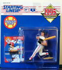 1995 Jose Canseco Boston Red Sox Ext Starting Lineup new in pkg w/ Baseball card