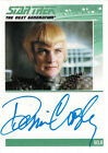 Complete Star Trek TNG Series 2 Autograph Card Denise Crosby as Sela