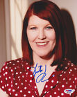 Kate Flannery SIGNED 8x10 Photo Meredith Palmer The Office PSA DNA AUTOGRAPHED