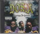 DOSIA Waiting to Inhale 1998 Explicit Awol PA CD Bay Area G-Funk West Coast Rap