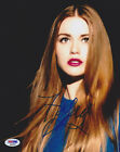 Holland Roden SIGNED 8x10 Photo Lydia Martin Teen Wolf PSA DNA AUTOGRAPHED