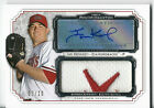Amazing 2012 Topps Museum Collection Jumbo Patch and Jumbo Patch Autographs 40