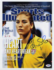 Hope Solo Cards, Rookie Cards and Autograph Memorabilia Buying Guide 35