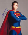 Lois and Clark DEAN CAIN Signed SUPERMAN 8x10 Photo