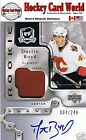 ★★2006-07 The Cup DUSTIN BOYD Patch Auto Rookie 4 249 RC 1CLR Calgary Flames