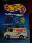 CJ-  HOT WHEELS WONDER BREAD TWINKIES  DELIVERY TRUCK MIP (UNPUNCHED PACKAGE)